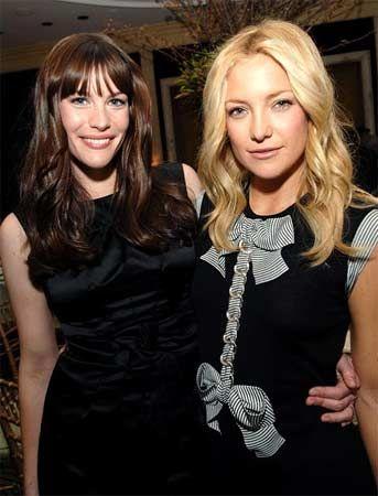 Liv Tyler ve Kate Hudson 2001 yılından beri çok yakın iki arkadaş.